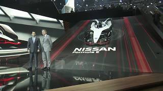 Download Nissan at the 2018 Geneva International Motor Show: Press Conference Video