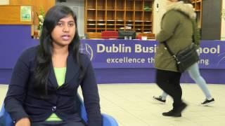 Download MBA at DBS Varsha Ann Jacob Video