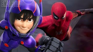 Download Disney/Pixar's SPIDER-MAN: Far From Home - Mash-Up Trailer Parody Video