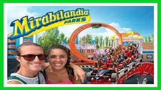 Download MIRABILANDIA: parque de atracciones más grande de ITALIA Video
