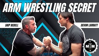 Download What's The Secret To Arm Wrestling? Devon Larratt with Skip Bedell Video
