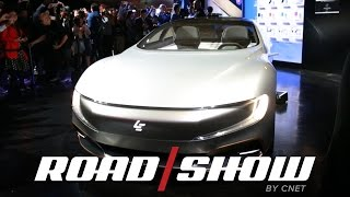 Download LeEco concept car to drive itself, stream video Video