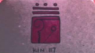 Download Red Cosmic Earth. Kin 117. Video