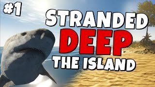 Download Stranded Deep #1 The Island - Shark Sushi Video