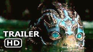 Download THE SHАPЕ ΟF WАTЕR Official Trailer (2017) Guillermo Del Toro, Michael Shannon Fantasy Movie HD Video