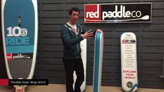 Download MSL Fusion Technology - Red Paddle Co's new inflatable SUP material Video