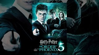 Download Harry Potter and the Order of the Phoenix Video