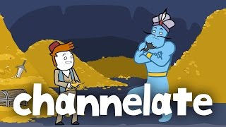 Download Explosm Presents: Channelate - Genie Video