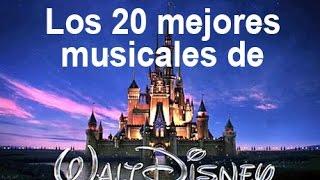Download Los 20 mejores musicales de Disney Video