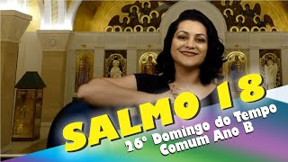 Download SALMO 18 (19)- A LEI DO SENHOR DEUS É PERFEITA (26º Domingo do Tempo Comum - Ano B) Video