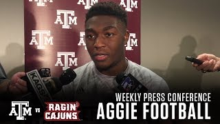 Download ULL Weekly Press Conference   Gillaspia, Schorp, Bussey, Dodson 9.12.17 Video