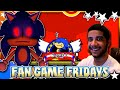 Download Fan Game Fridays - Sunky.MPEG Video