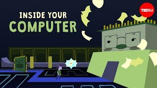 Download Inside your computer - Bettina Bair Video