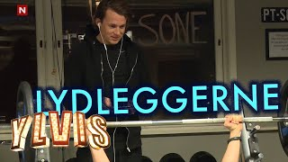 Download Ylvis makes people sound like robots at the gym (Eng subs) Video