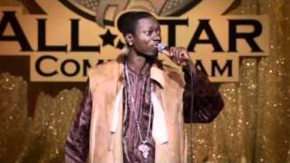 Download Michael Blackson in Shaquille O'neal Presents All Star Comedy Jam Live from Dallas 2010 Computer Video