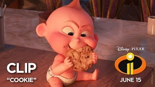 Download Incredibles 2 Clip - ″Cookie″ Video