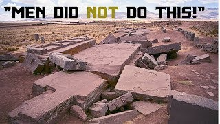 Download WOW! Ancient Legend CONFIRMS ″High Tech″ at Puma Punku! Video