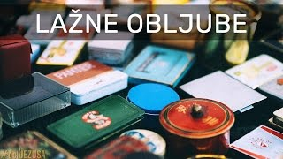 Download #deliJezusa Post 2017: Lažne obljube Video