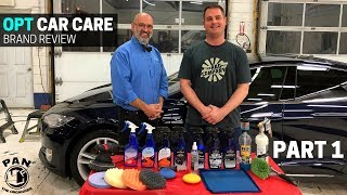 Download OPTIMUM Car Care Products: Brand Review ft. Yvan Lacroix! (PART 1) Video