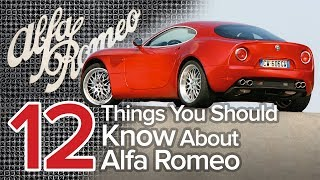 Download 12 Things You Should Know About Alfa Romeo: The Short List Video