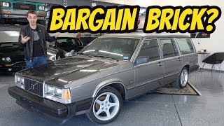 Download I Bought the Greatest Volvo Ever Made: TURBO BRICK WITH A STICK! Video