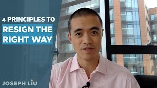Download How to Resign From Your Job the Right Way (Stage 5 of Career Change) Video