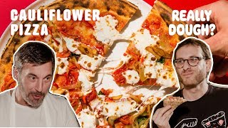 Download Cauliflower-Crust: Pizza or Health Fad? || Really Dough? Video