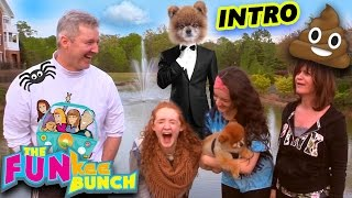 Download MEET the FUNKEE BUNCH! (The FUNnel Vision Aunts & Parents Youtube Channel Premiere) Video
