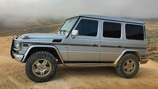 Download Expedition-Ready Mercedes G500 - (Off-Road) One Take Video