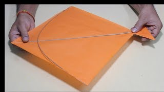Download Kite Making | How to Make A Simple Indian Kite At Home | Life Hacks | Patang making | 2018 Video