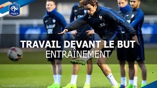 Download Travail devant le but pour les attaquants Video