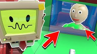 Download AUTO MECHANIC SUMMONS BALDI AND FIXES HIS CAR | Job Simulator VR (Let's Play/HTC Vive Gameplay) Video