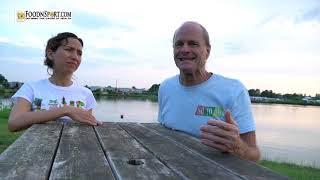 Download Dr Interviews Dr - The Raw Food Revolution Video