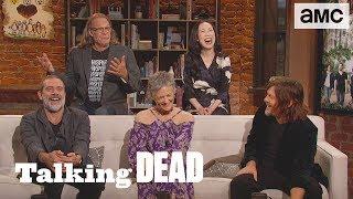 Download 'Does Norman Reedus Do His Own Stunts?' Season Premiere Fan Questions | Talking Dead Video