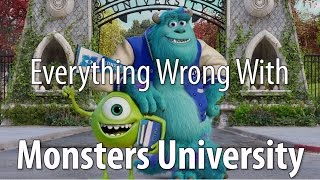 Download Everything Wrong With Monsters University In 15 Minutes Or Less Video