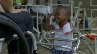 Download Disabled Children in Ghana Video