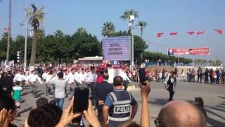 Download Iskenderun Anadolu Lisesi'nden muhteşem 29 Ekim Yürüyüşü Video