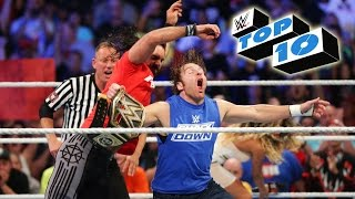 Download Top 10 SmackDown Live moments: WWE Top 10, July 19, 2016 Video