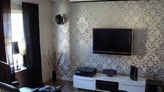 Download أحدث ديكورات شاشات البلازما 2017 decoration interieur Video