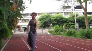 Download สอนวิธีตีหลังกาม้วนหลัง(อาพงษ์) Video