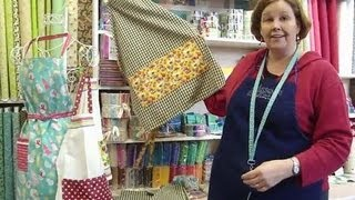 Download Make an Apron Using Tea Towels - Part 1 of 2 Video