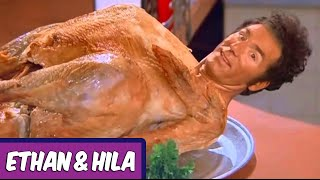 Download Hila's First Thanksgiving Dinner Video