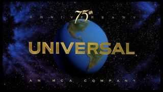 Download Universal Pictures logo (1990) [75th Anniversary version] Video
