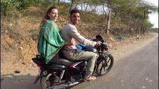 Download Rajasthan, India: Epic Biking Adventure in the Thar Desert Video