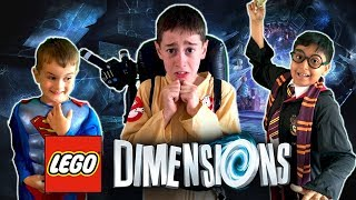 Download LEGO DIMENSIONS IN REAL LIFE - Scary Fun Kids Parody Video