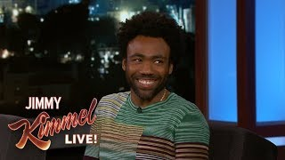 Download Donald Glover on This is America Music Video Video