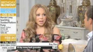 Download Mariah Carey is Crazy For HSN Video