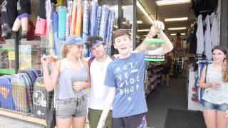 Download Summer Chillin' At The Beach (w/ Jc Caylen & Lia Marie Johnson) | TREVOR MORAN Video
