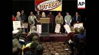 Download US Lottery Jackpot Winners - 2006 Video