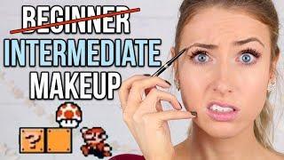Download INTERMEDIATE Drugstore Makeup Tutorial (Building on Beginner Makeup!) Video